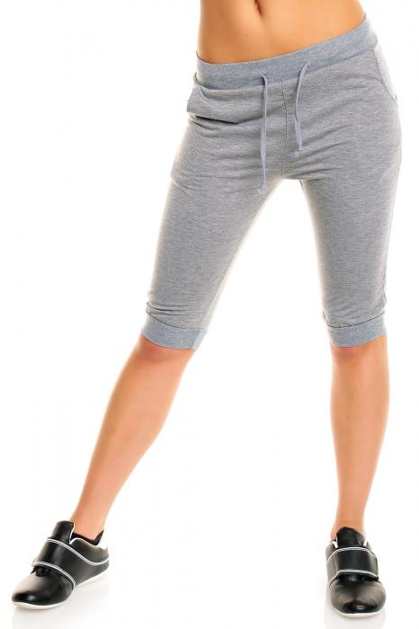 Pantalon sport Ganeder gri 3