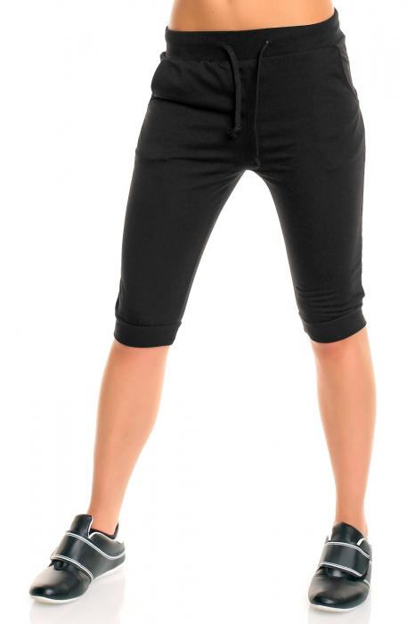 Pantalon sport Ganeder negru 3