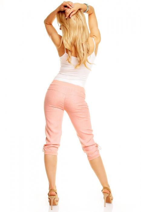 Pantalon Puro Lino [4]
