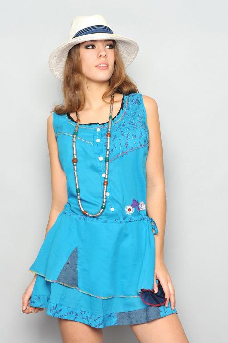 Rochie Blue 0