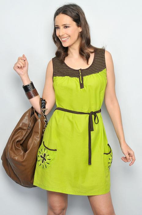 Rochie Easy Green 0