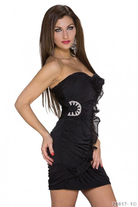 Rochie neagra Best Emilie 2