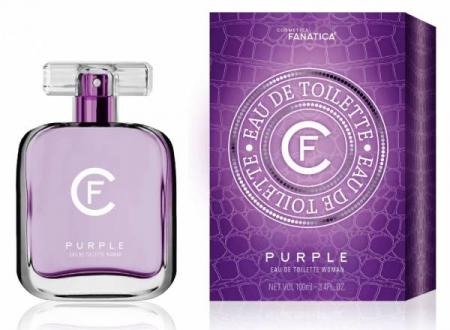 Cosmetica Fanatica Purple, parfum pentru femei, 100ML0