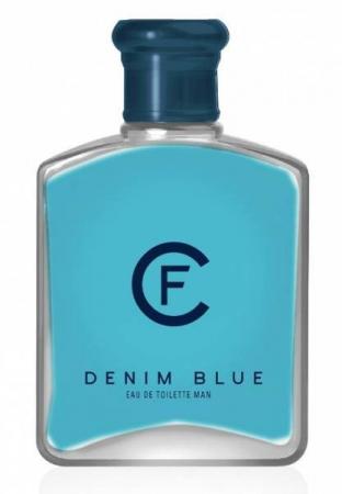 Cosmetica Fanatica Denim Blue, parfum pentru barbati, 100ML1