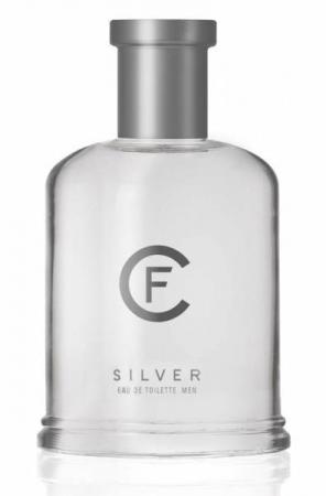 Cosmetica Fanatica SILVER, parfum pentru barbati, 100ML1