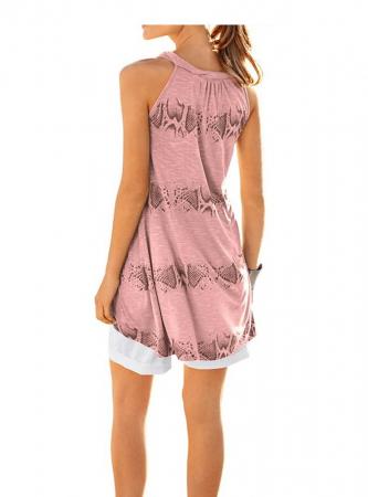 Bluza Heine roz (vara)1