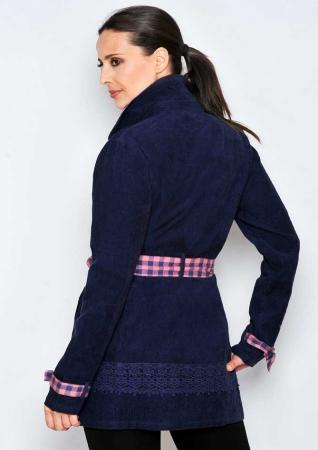 Jacheta lunga cu cordon [1]
