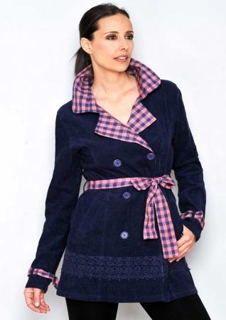 Jacheta lunga cu cordon [0]