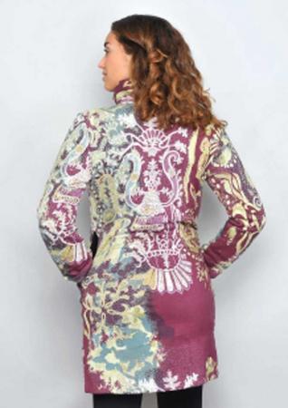 Jacheta lunga multicolora1