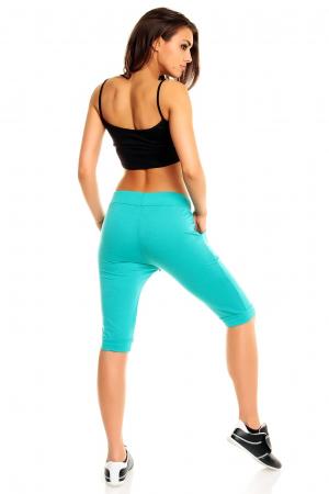 Pantalon sport Ganeder Bleu1