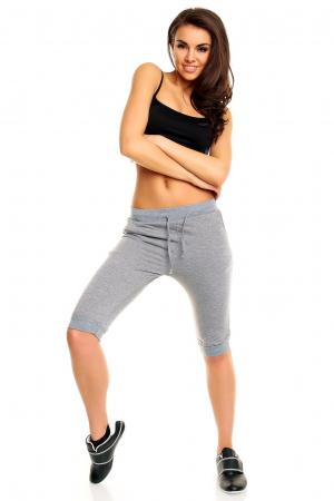 Pantalon sport Ganeder gri0