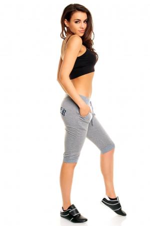 Pantalon sport Ganeder gri2