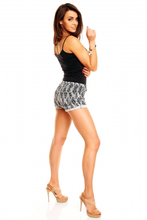 Pantalon scurt Sublevel cadrilat [3]