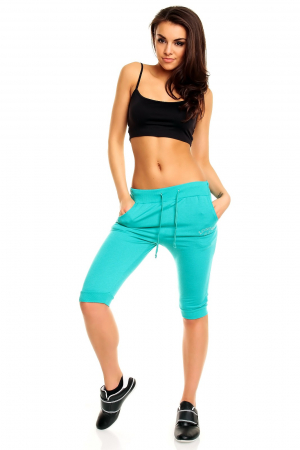 Pantalon sport Ganeder Bleu3