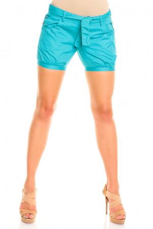 Pantaloni scurti turcoaise [3]