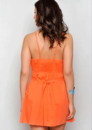 Rochita scurta orange Joy [1]