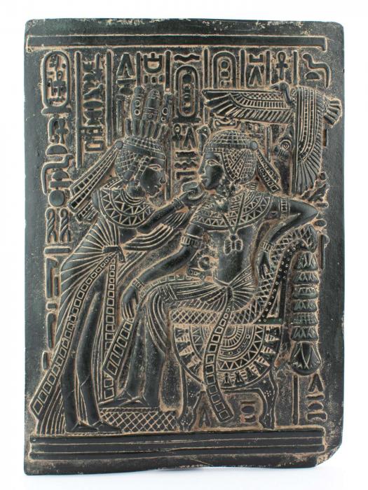 Relief Cleopatra [0]