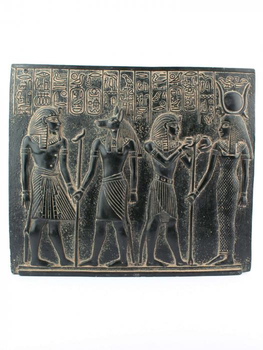 Relief Tutankhamon [0]
