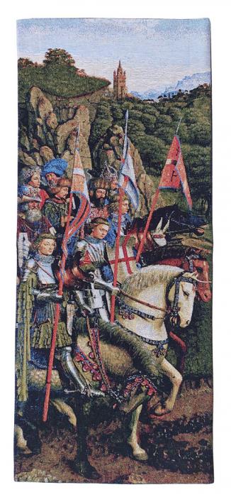 Tapiserie Cavalerii lui Hristos [0]
