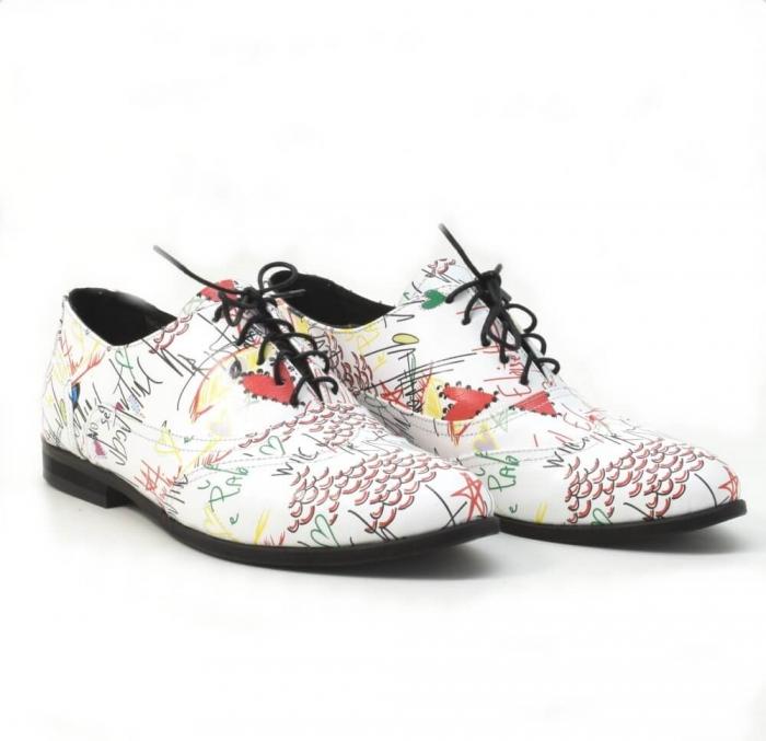 Pantofi dama piele naturala Karinne 0