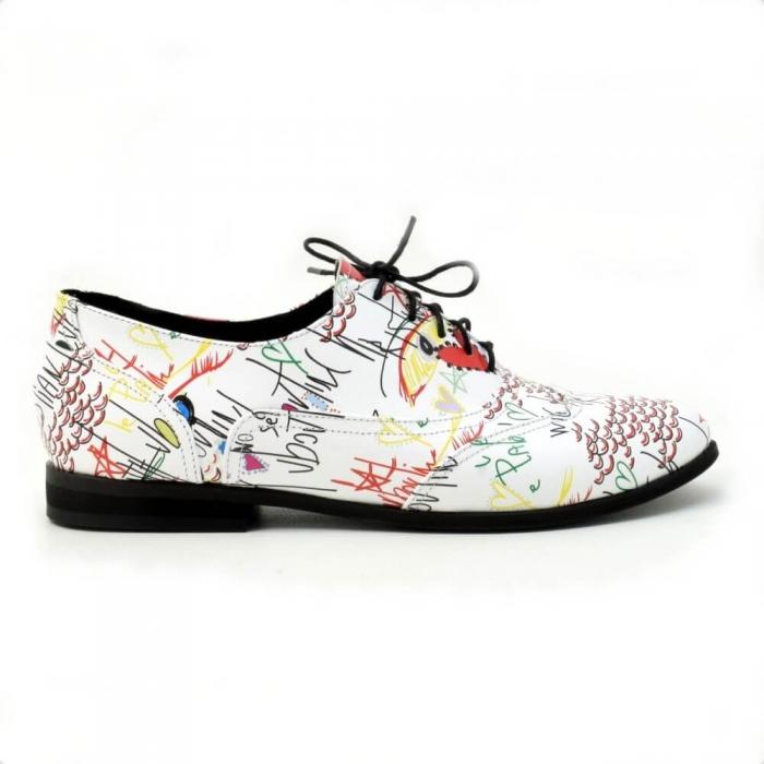 Pantofi dama piele naturala Karinne 1