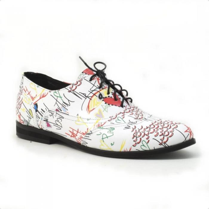 Pantofi dama piele naturala Karinne 2