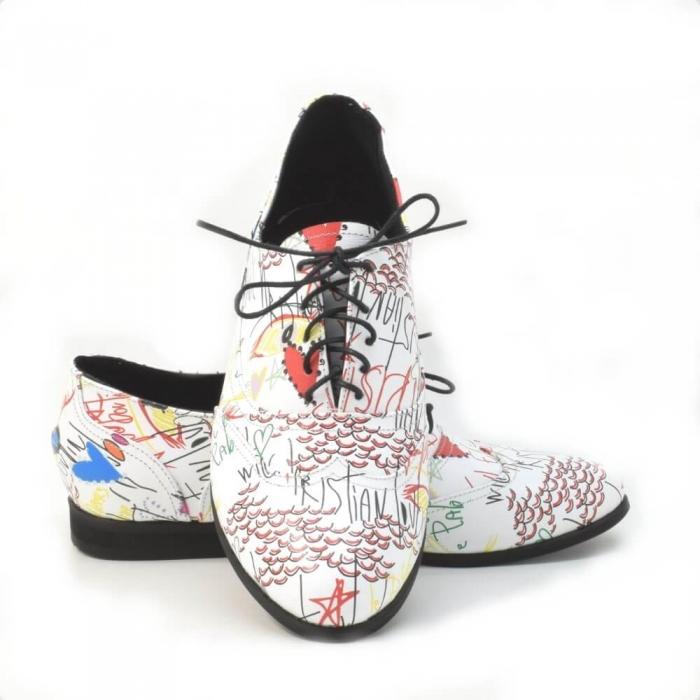 Pantofi dama piele naturala Karinne 3