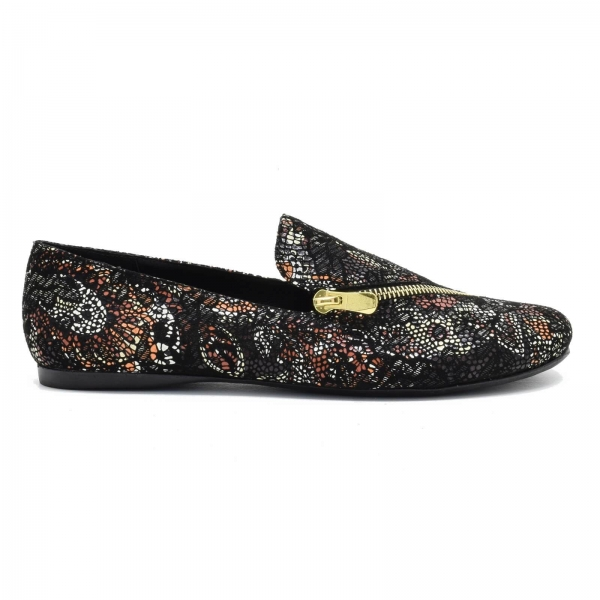 Pantofi cu talpa joasa din piele naturala Zappier 1