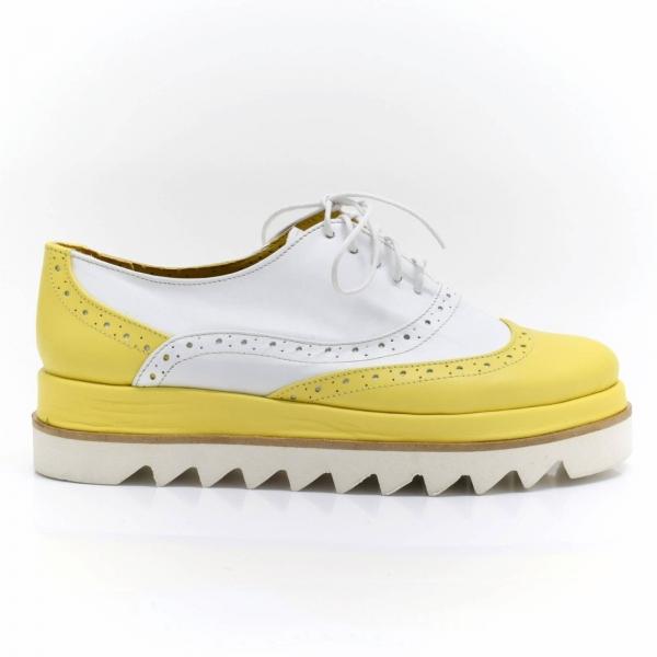 Pantofi din piele naturala Melinda 1