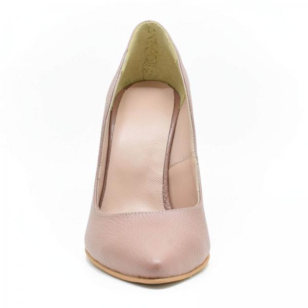 Pantofi din piele naturala Prime Stiletto 3