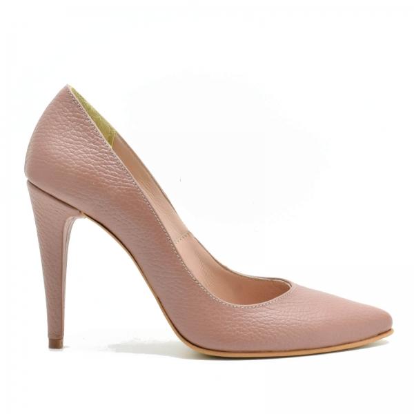 Pantofi din piele naturala Prime Stiletto 1