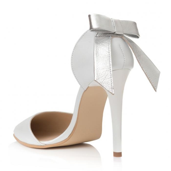 Pantofi Stiletto Lovely Bride CZ 16 1