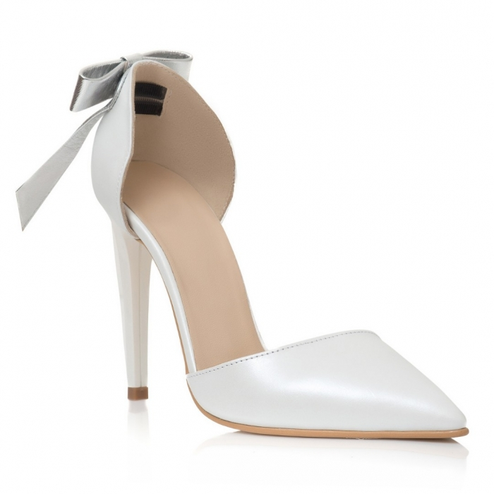 Pantofi Stiletto Lovely Bride CZ 16 0