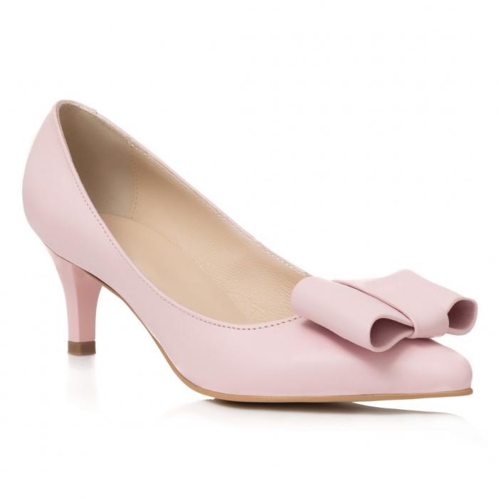 Pantofi Stiletto Nice Celestine CZ 13 0