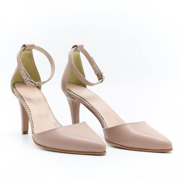 Sandale de dama cu toc 0