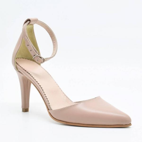 Sandale de dama cu toc 2