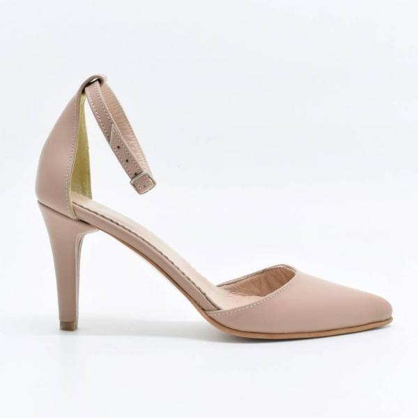Sandale de dama cu toc 1