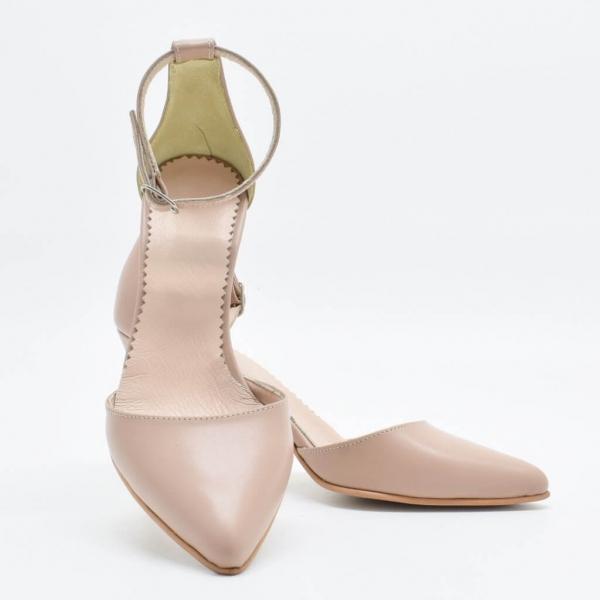 Sandale de dama cu toc 3