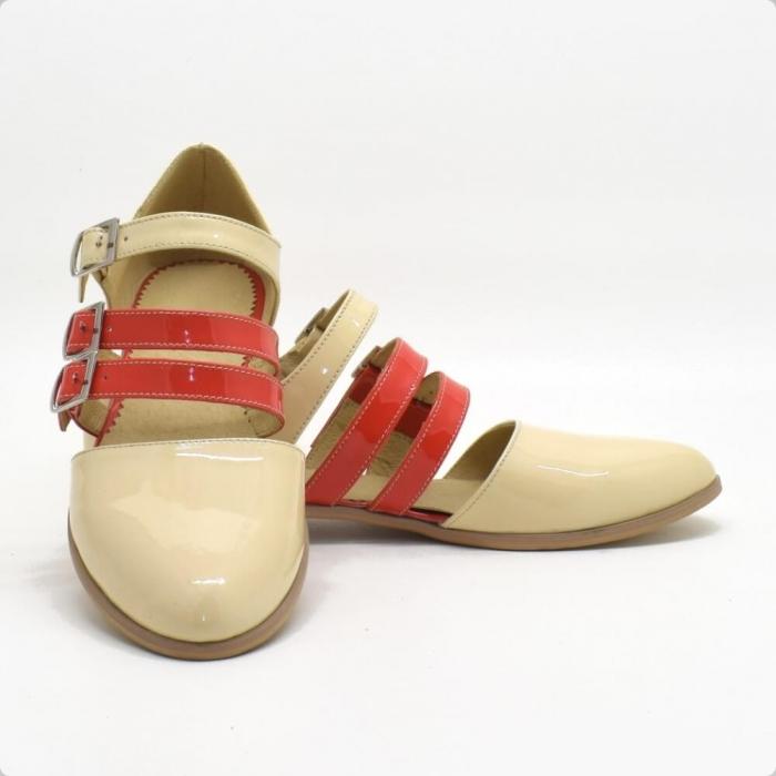 Sandale din piele naturala Adela (S 212) 3