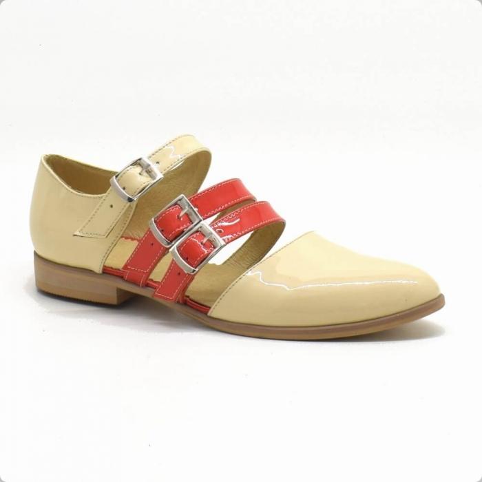 Sandale din piele naturala Adela (S 212) 2