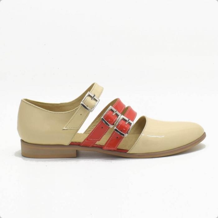 Sandale din piele naturala Adela (S 212) 1