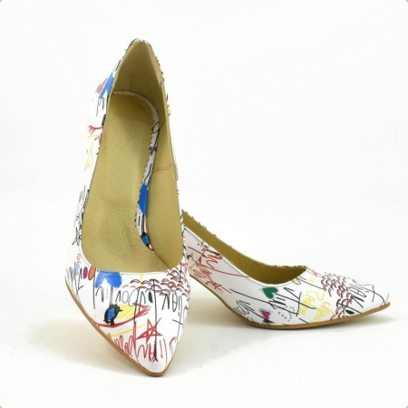 Pantofi dama piele naturala Cristine3