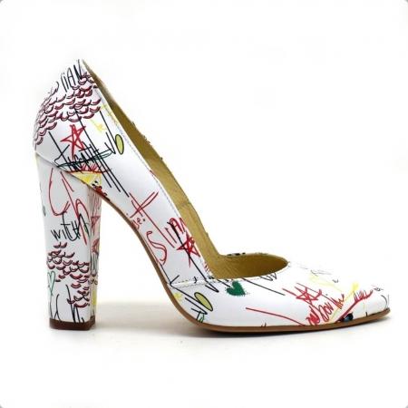 Pantofi dama din piele naturala Melanie1