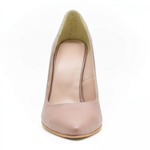 Pantofi din piele naturala Prime Stiletto3