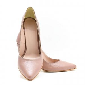 Pantofi din piele naturala Prime Stiletto4