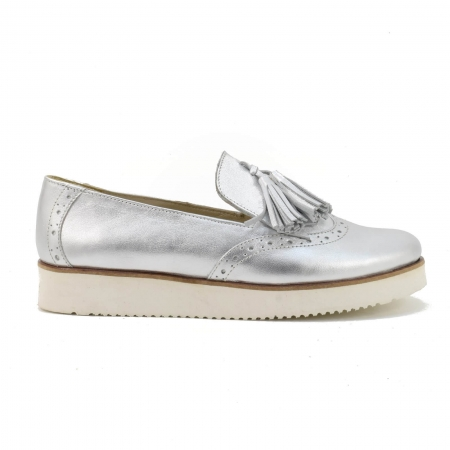 Pantofi din piele naturala Simonne 21