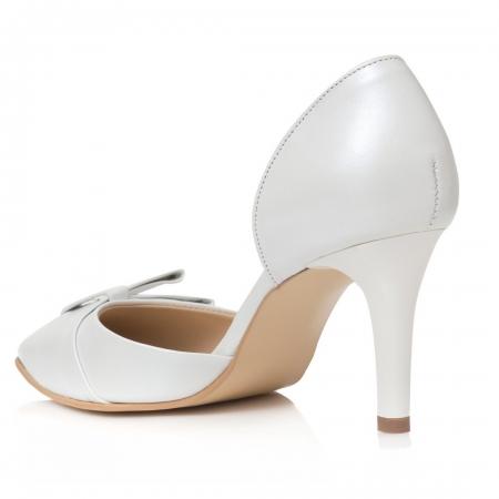 Pantofi Stiletto Little Bride CZ 172