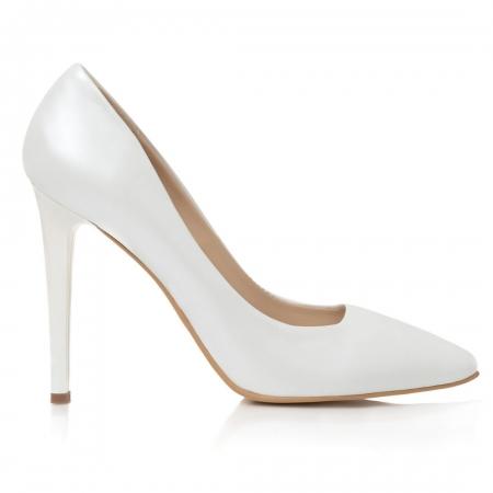 Pantofi Stiletto Sweet Bride CZ 142