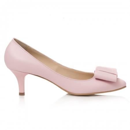 Pantofi Stiletto Nice Celestine CZ 132