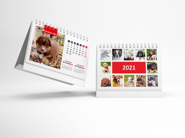 Calendar de Birou Triptic 2021 - Catei [2]
